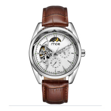 custom logo box wholesale mechanical mens watch