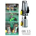 (SDL400C-34) Grande puissance longue vie inox jardin pompe Submersible avec flotteur interrupteur Ce UL certificat