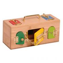 Hot Slae Baby Artisanat en bois, jouets en bois (WJ276370-31)