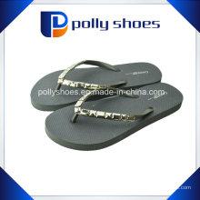 Shimmy Flip Flop Sandal Noir taille 6 nouvelles étiquettes