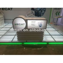 Booth reception table wood promotion table counter exhibition table