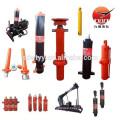 boom cylinder arm cylinder