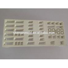 Moule en plastique en plastique de coquille de moule de 2016 - produits électroniques professionnels de zhongshan, moule en plastique de coquille usine