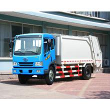 El camión de basura Faw Garbage Truck 10 Cbm Compactor