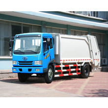 The Faw Garbage Truck 10 Cbm Compactor Garbage Truck