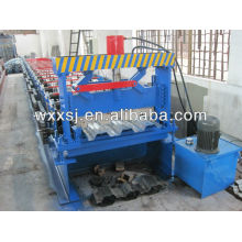 machine de feuille de toiture tablier métallique