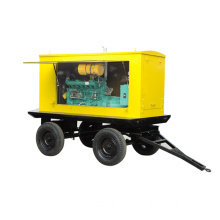 160kw trailer type Cummins Diesel Generator Set