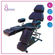 Cama da tatuagem da multi função da mobília & cadeira da massagem do tatto