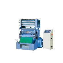 Máquinas para dourar e cortar