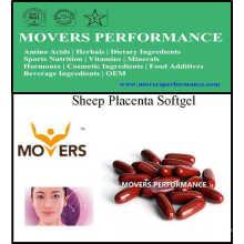 Supplément de nutrition Factory Sheep Placenta Softgel