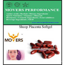 Nutrition Supplement Factory Sheep Placenta Softgel