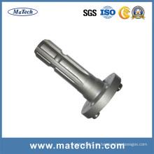 CNC Hersteller 304 Edelstahl Schmieden für Wellenverlängerung