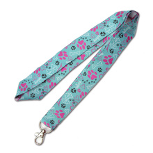Cheap Multi Color Pattern Cute Style Promotional Lanyard