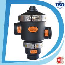 Precio de fábrica PA6 Material Nylon Tipo de válvula de agua de buena calidad