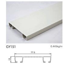 Perfil de Aluminio para Puerta Corrediza