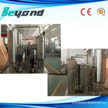 Planta mezcladora de agua carbonatada serie Qhs