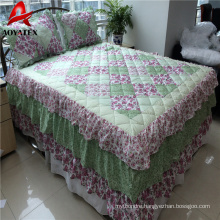 Wholesale China Hot Sale Super Cosy patchwork bed sheets