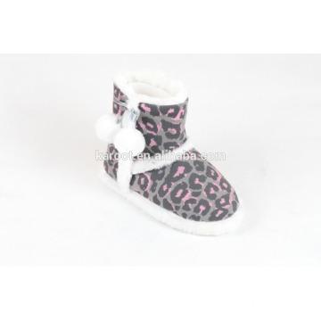 warm terry cloth slipper women winter boots winter slippers
