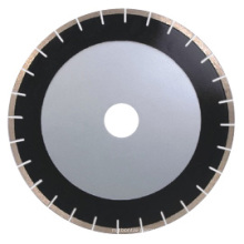Newly Technology Marble Diamond Cutting Saw Blade (Silent Body, Fan-Shaped Segments)