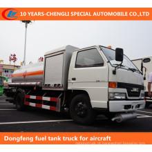 Caminhão tanque de combustível para tanque de óleo de aeronaves caminhão refulling