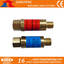 Hot Sale Brass Fuel Gas Cutting Torch Flashback Arrestor, Hho Flashback Arrestor