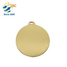 Antiker Goldzinklegierungs-Gewohnheitsstand 3D für China-Militärfarbband-Medaille