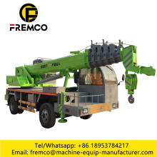 5 Jib Telescopic Boom Crane for Sales