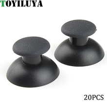 2 PCS Schwarz Analog Sticks für PS3 Wireless Controller Analog Sticks Thumbstick Ersatz