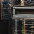 horizontal aluminum fence horse paddock fence