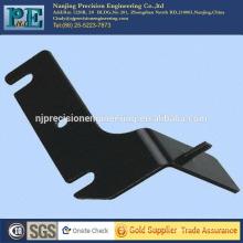 Estampage 45 petits supports en acier, support de flexion, support de revêtement d'oxyde noir