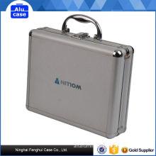Wheel Trolley Portable Aluminum Storage Tool Box
