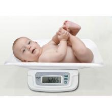 Escala do corpo Escala de saúde Escala do bebê