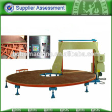 High performance round mattress cutter for sale