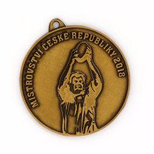 Custom Factory Sport Gym Award Trophy Medal with Custom Design