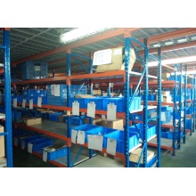 Sesuaikan Gudang Pallet Storage Heavy Duty Heavy Rack