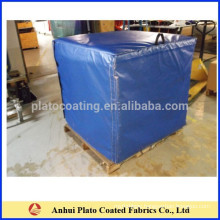 PVC Coated Woven fabric for Waterproof Pallet Cover