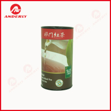 Manufacturer of for Coffee Packaging Customized Black Tea Packaging With Tinplate Lid export to South Korea Supplier