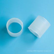 Plastic 25mm pp Raschig ring with Virgin polypropylene material