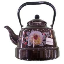 Фарфоровый эмалевый чайник, Керамический эмалевый чайник, Углеродистая сталь