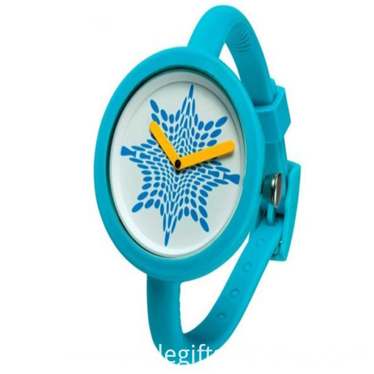 Children silicone watch