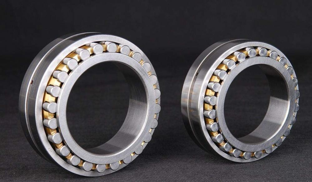 Machined Light Metal Cage Bearing