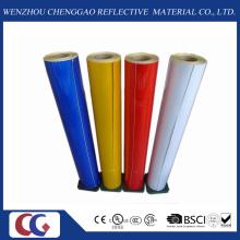 Selbstklebende Acryl Typ Custom Printed Reflektierende Folie
