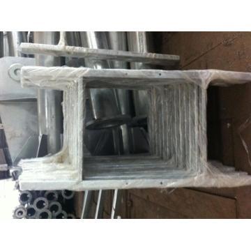 Steel Solar Bracket for Mast