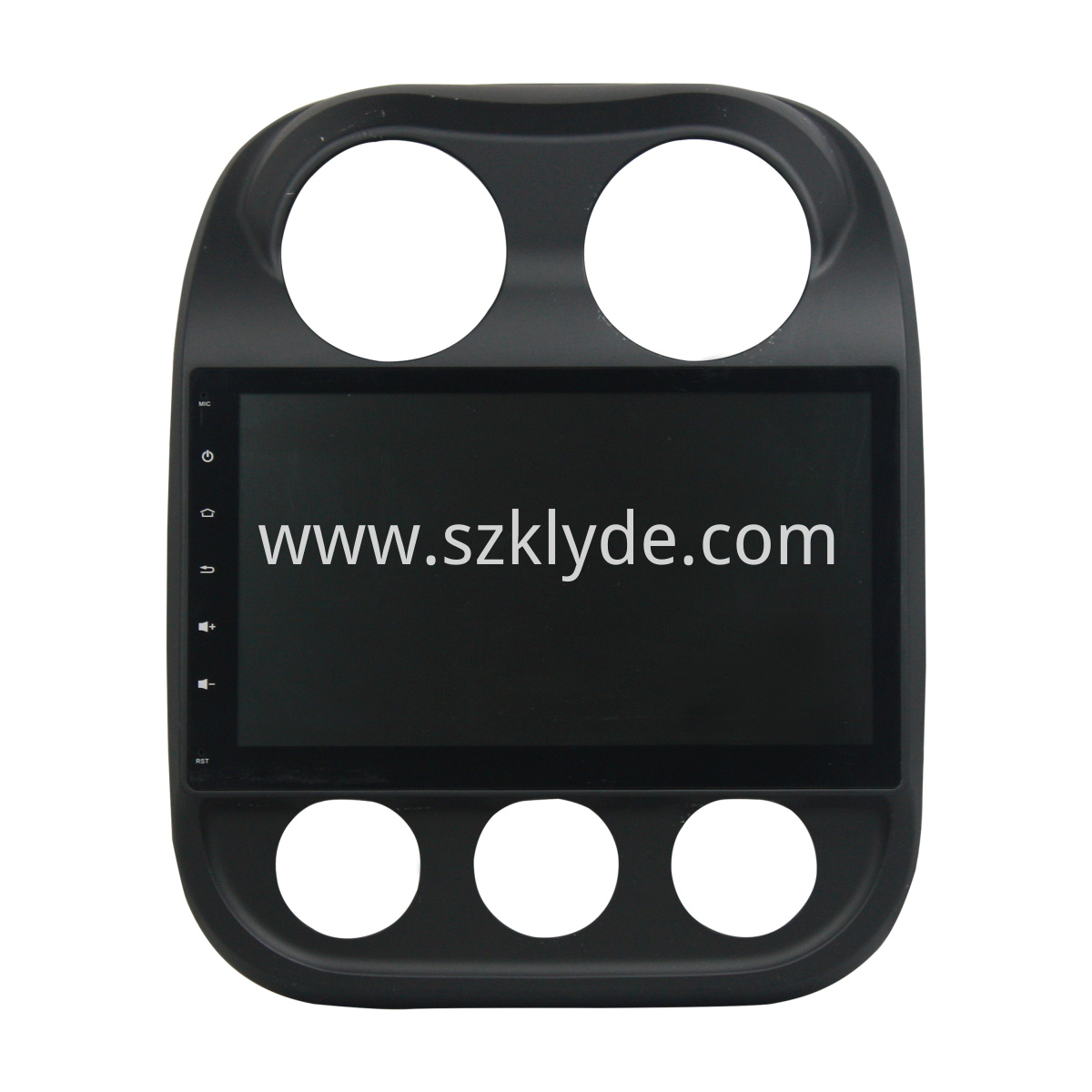 Car Electronics for Jeep Compass