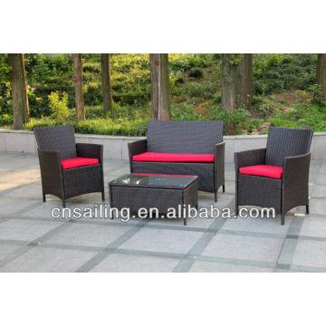All Weather Modern italien classique meubles en rotin design italien