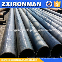 pipe hot expanded round- big size thin walled carbon seamless steel pipe 24inch/200mm diameter