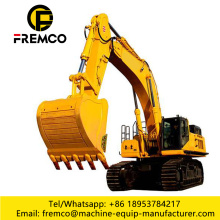 Excavating Machine For Digging Soil