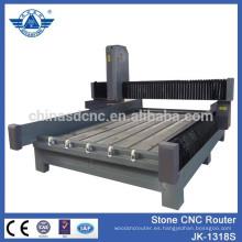 Máquina de grabado CNC de piedra JK-1318S para grabar letras e imágenes en monumentos