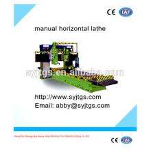 Цена высокоскоростного механического горизонтального токарного станка для продажи
