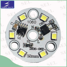 220V 3W LED PCB Light with IC (32mm)